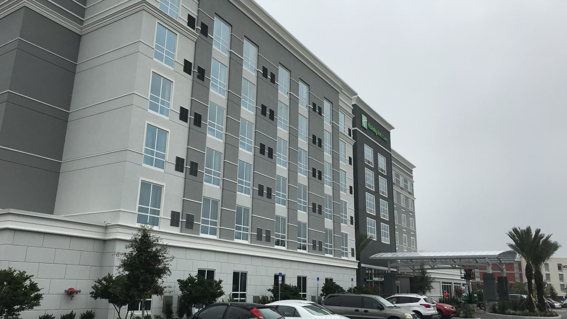 Holiday Inn - Hospitality Project General Contractor