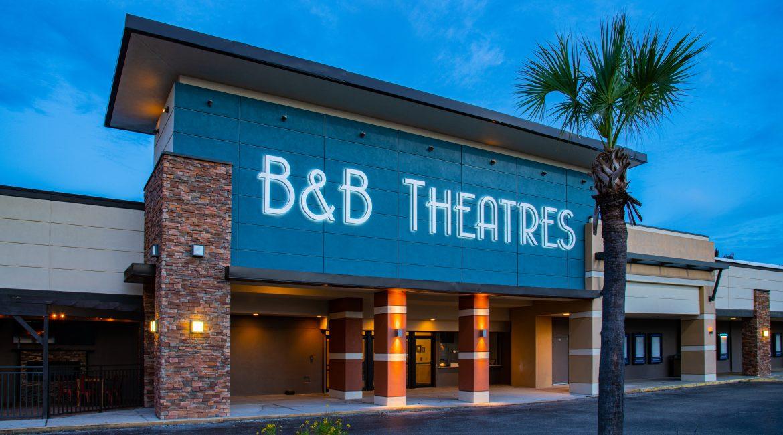 B&B Theatre Venice FL Exterior 2