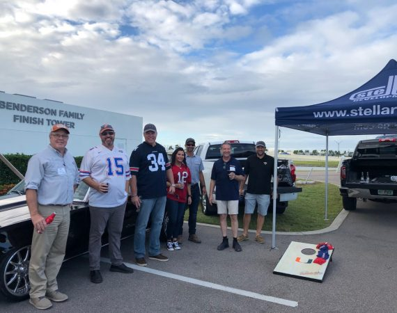 GCBX Tailgating Social