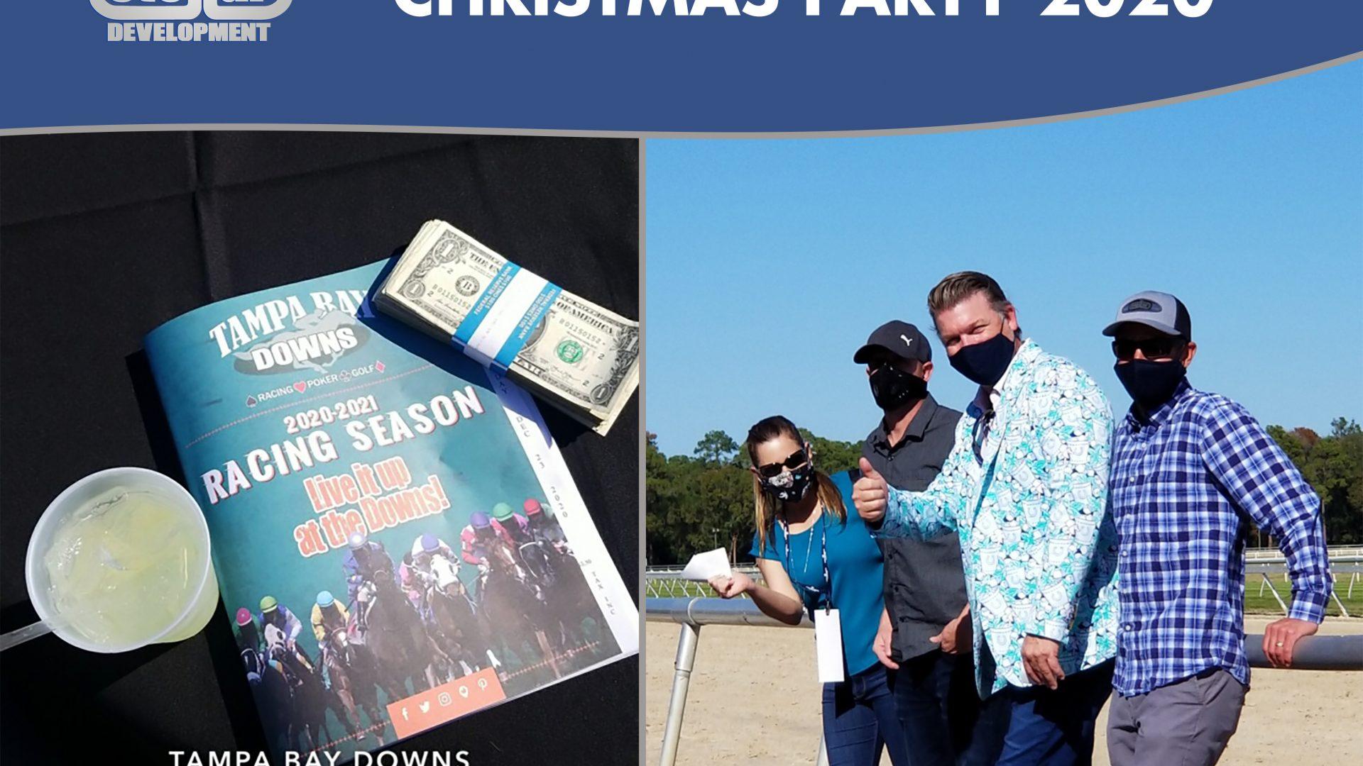 Stellar Development Christmas Party 2020