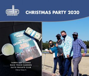 Stellar Development Christmas Party 2020