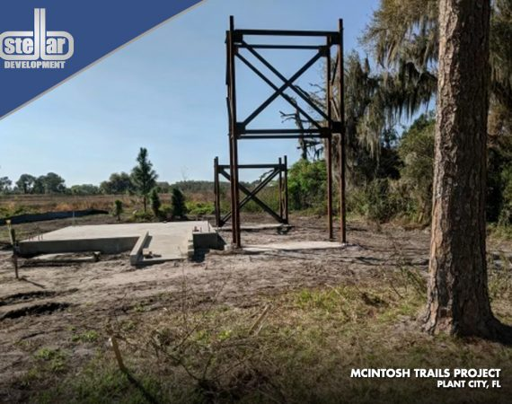 McIntosh Trail Project Progress
