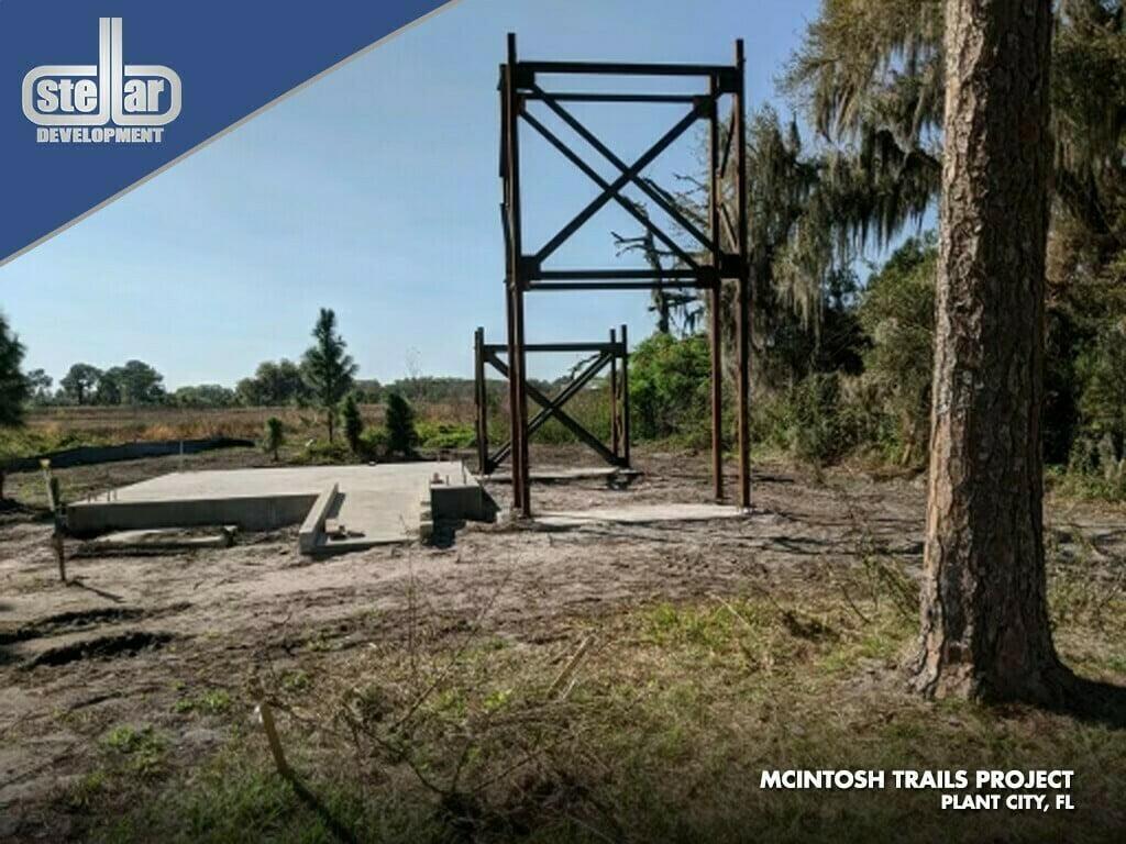 McIntosh Trails Project Plant City Florida