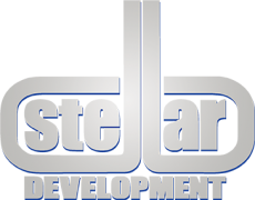 Stellar Development Logo - General Contractor